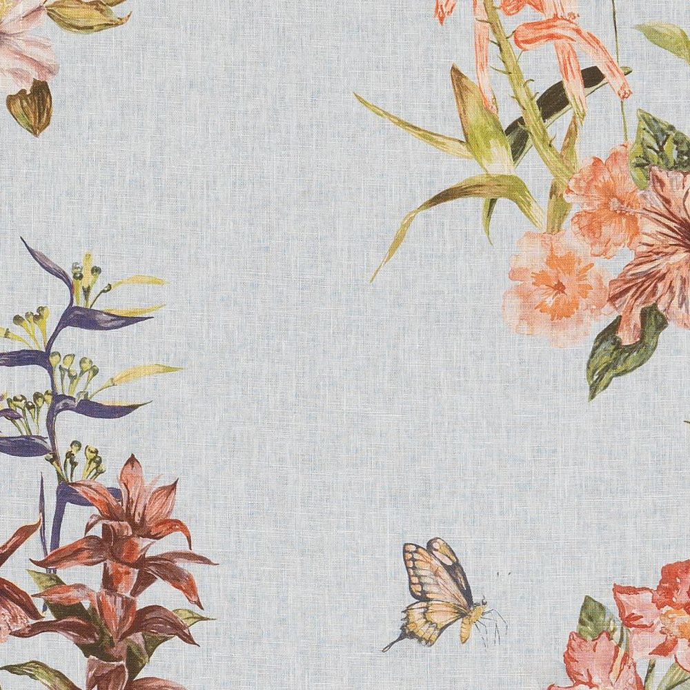 Ткань Tropical bouquet от Marvic textile