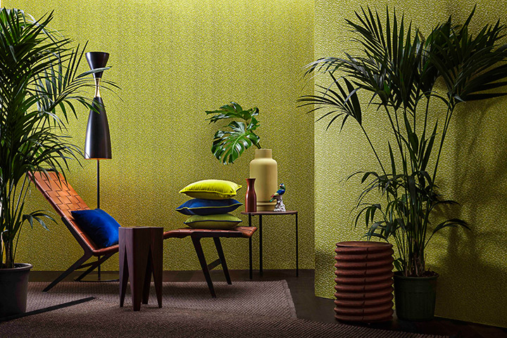 Обои Organic от Giardini Wallcoverings